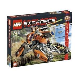 レゴ (LEGO) エクソ・フォース モバイル・ディフェンス・タンク 7706 tlinemarketing
