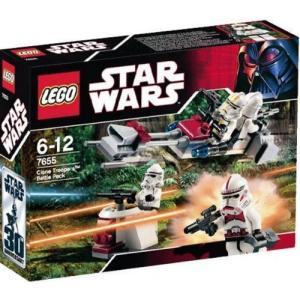 レゴ (LEGO) スターウォーズ クローン・トルーパー バトル・パック 7655 tlinemarketing