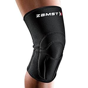 ザムスト(ZAMST) ひざ 膝 サポーター ZK-1 左右兼用 スポーツ全般 日常生活 Lサイズ 371303|tlinemarketing