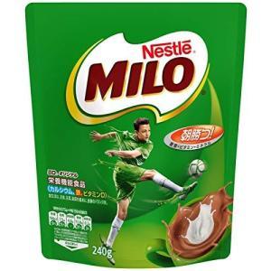 《セット販売》 ネスレ ミロ オリジナル (240g)×12個セット 栄養機能食品 カルシウム 鉄 ビタミンD 麦芽 tlinemarketing