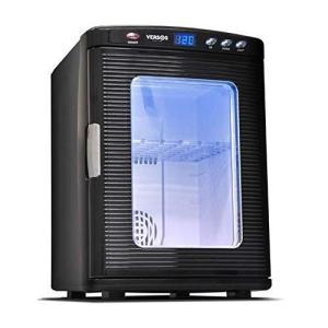 VERSOS 25L冷温庫 ブラック VS-404|tlinemarketing