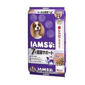 アイムス (IAMS) ドッグフード 7歳以上用 健康サポート 小粒 ラム&ライス 5kg|tlinemarketing