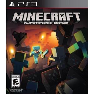 Minecraft PlayStation 3 Edition (輸入版:北米) - PS3|tlinemarketing