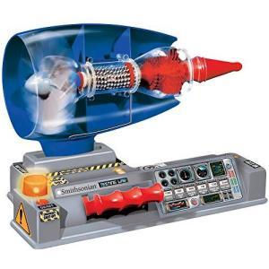 【並行輸入品】Smithsonian Jet Works Working Jet Engine Model|tlinemarketing
