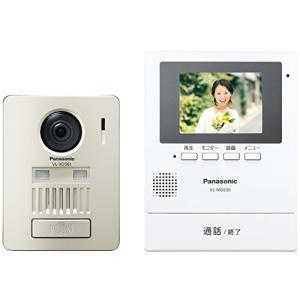 パナソニック(Panasonic) モニター壁掛け式ワイヤレステレビドアホン VL-SGE30KL|tlinemarketing