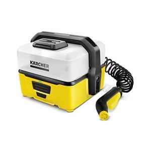 ケルヒャー(KARCHER) バッテリー内蔵 給水タンク一体型 モバイルマルチクリーナー OC3 1.680-009.0|tlinemarketing