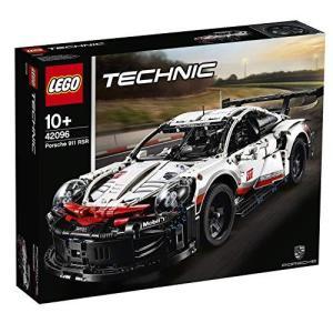 レゴ(LEGO) テクニック ポルシェ 911 RSR 42096 知育玩具 ブロック おもちゃ 男の子 車|tlinemarketing