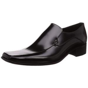 [キャサリン ハムネット] ビジネスシューズ 紳士靴 メンズ ブラック 25 cm|tlinemarketing