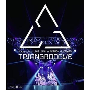 Juice=Juice LIVE 2018 at NIPPON BUDOKAN TRIANGROOOVE[Blu-ray]|tlinemarketing