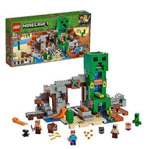 レゴ(LEGO) マインクラフト 巨大クリーパー像の鉱山 21155|tlinemarketing