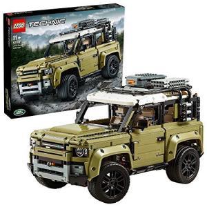 レゴ(LEGO) テクニック ランドローバー・ディフェンダー 42110|tlinemarketing