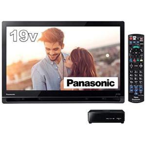 パナソニック 19V型 ポータブル 液晶テレビ プライベート・ビエラ ブラック UN-19F9-K|tlinemarketing