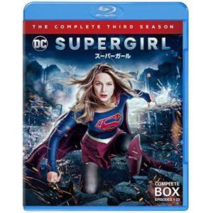 SUPERGIRL/スーパーガール 3rdシーズンコンプリート・セット(4枚組) [Blu-ray]|tlinemarketing