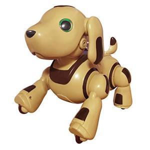 [TKSK] ロボパピー フレンドリー!モカ 犬型ロボット じゃれたり散歩したりプログラム機能付き|tlinemarketing