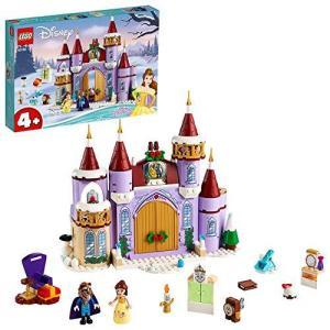 レゴ(LEGO) ディズニープリンセス ベルのお城のウィンターパーティー 43180|tlinemarketing