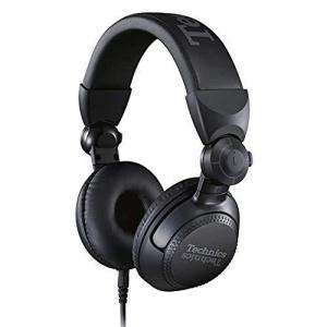 Technics EAH-DJ1200-K ブラック|tlinemarketing