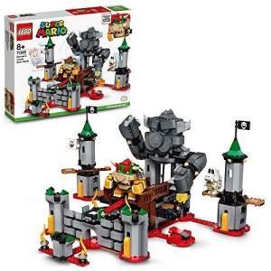 レゴ(LEGO) スーパーマリオ けっせんクッパ城! チャレンジ 71369|tlinemarketing