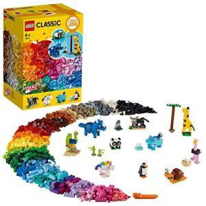レゴ(LEGO) クラシック アイデアパーツ〈動物セット〉 11011|tlinemarketing