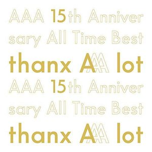 AAA 15th Anniversary All Time Best -thanx AAA lot-(AL5枚組)(初回生産限定盤) tlinemarketing