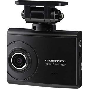 コムテック ドライブレコーダー ZDR034 200万画素 Full HD ノイズ対策済 夜間画像補正 LED信号対応 32GBmicroSDHCカー|tlinemarketing