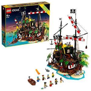 レゴ(LEGO) アイデア 赤ひげ船長の海賊島 21322|tlinemarketing