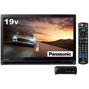 パナソニック 19V型 ポータブル 液晶テレビ プライベート・ビエラ ブラック UN-19F10-K|tlinemarketing