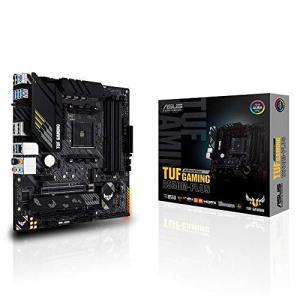 TUF Gaming ASUS AMD B550 搭載 AM4 対応 マザーボード B550M-PLUS MicroATX