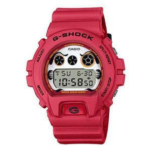 [カシオ] 腕時計 ジーショック ダルマ DW-6900DA-4JR メンズ レッド|tlinemarketing