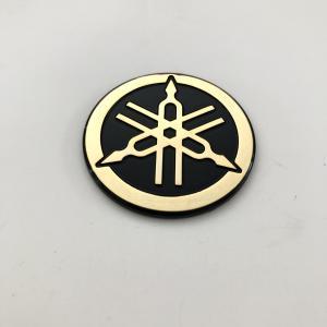 ヤマハ 音叉マーク エンブレム 立体 45mm ゴールド