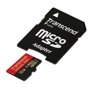 スマートフォンやタブレットPCをより快適に使用できるように開発されたトランセンドのmicroSDHC...
