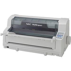 NEC ドットインパクトプリンタ MultiImpact 700JEN  ー  伝票発行業務の効率化...