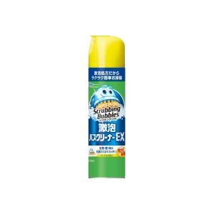 (まとめ)ジョンソン スクラビングバブル激泡バスクリーナーEX (×5点セット)  ー  商品名 ス...