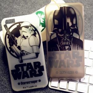 STAR WARS スターウォーズ iPhone6ケース iPhone6sケース iPhone6Plus/6sPlusケース アイフォン6sカバ些` シリコンケース|tman
