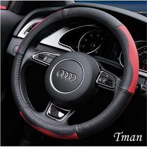 ステアリングカバー クリスタルキルト エナメル ハンドルカバー キルティング Sサイズ 合成皮革レザー 軽自動車 普通車 兼用 全12色|tman
