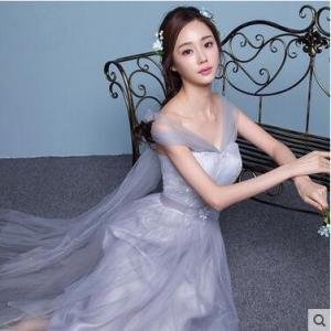 ウエディングドレス 二次会ドレス 演奏会 結婚式 披露宴 花嫁 発表会 パーティドレス フォーマル ブライズメイド ロングドレス|tman