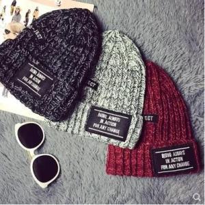 ニット帽子 帽子 レディース メンズ 男女兼用 ニットキャップ 調整可能 ぼうし ケーブル編み 小顔効果 あったか 暖かい 防寒 秋物 冬物 2018 新作|tman