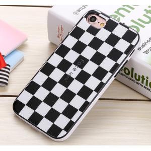iPhone7ケース iPhone7 Plusケース 格柄 アイフォン7カバー iPhone7プラスカバー 送料無料|tman