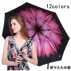 折りたたみ傘 晴雨兼用 男女兼用 レディース 100% 完全遮光 日傘 遮光 UVカット 紫外線 対策 折り畳み 雨傘 撥水 遮熱 軽量 12色 送料無料 tman