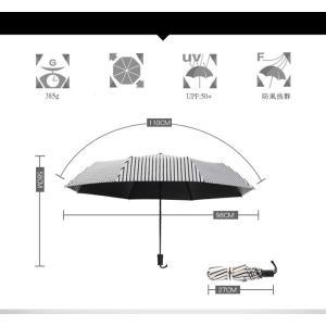 折りたたみ傘 晴雨兼用 男女兼用 レディース 100% 完全遮光 日傘 遮光 UVカット 紫外線 対策 折り畳み 雨傘 撥水 遮熱 超軽量 送料無料|tman|05