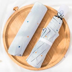 折りたたみ傘 晴雨兼用 男女兼用 レディース 100% 完全遮光 日傘 遮光 UVカット 紫外線 対策 折り畳み 雨傘 撥水 遮熱 軽量 送料無料|tman|02