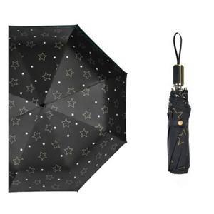 折りたたみ傘 晴雨兼用 男女兼用 レディース 100% 完全遮光 日傘 遮光 UVカット 紫外線 対策 折り畳み 三つ折 雨傘 撥水 遮熱 軽量 送料無料 tman 02