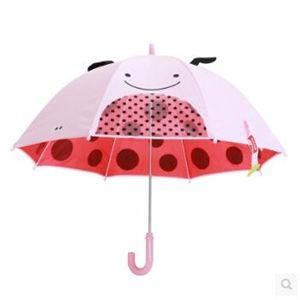 傘 キッズ レイングッズ 子供 男の子 女の子 透明窓付き 前が見える 長傘 防水 雨具 安全 動物柄 耳付き 超可愛い 通学 通園 お出かけ 春夏 新作 送料無料|tman