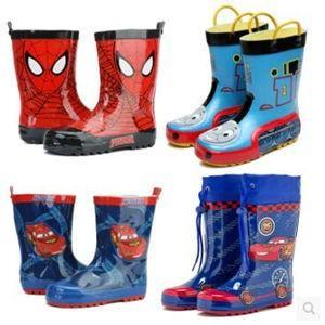 レインブーツ キッズ 男の子 長靴 レインシューズ アウトドア 5タイプ 雨具 子供用 梅雨 防水 キャラクター柄 カッコイイ 滑り止め 通学 定番 新作 人気|tman