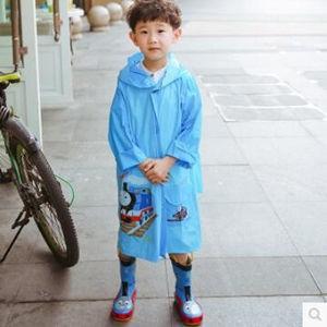 「2点セット」 レインブーツ レインコート 合羽/靴セット キッズ 男の子 ランドセル対応 前開きタイプ 雨具 子供用 梅雨 キャラクター柄 春夏 新作 人気|tman