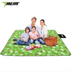 レジャーシート クッション 大判 大きい ピクニックシート ビーチマット 折りたたみ レジャーマット ピクニックマット アウト 楽しい行楽の必需品|tman