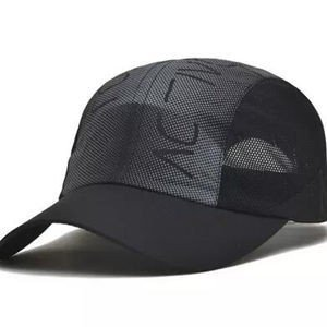 帽子 メンズ レディース キャップ ハット メッシュ ワークキャップ 野球帽 UVカット 通気性抜群 日よけ帽子 プリント カップル アウトドア 夏 新作 送料無料|tman