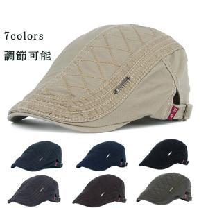 帽子 ハンチング サマーハット メンズ ぼうし ファッション シンプル 無地 綿 通気性抜群 日よけ帽子 調節可能 夏 新作|tman