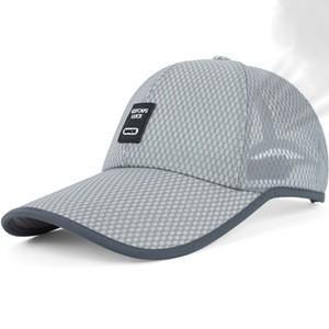 キャップ 帽子 メンズ レディース メッシュ UVカット 紫外線対策用 男女兼用 ワークキャップ ゴルフ アウトドア 日よけ 2018 春夏 新作 tman 送料無料 tman