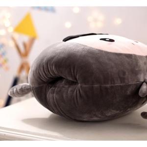枕 まくら 腰枕 抱き枕 柔らかい手触りクッション 布団 車 寝具 枕 多用 便利 おしゃれ 可愛い 送料無料|tman|02