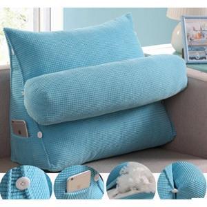 枕 まくら 腰枕 抱き枕 柔らかい手触りクッション 布団 車 寝具 枕 多用 便利 おしゃれ 可愛い 送料無料|tman